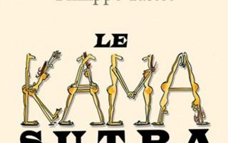 Le kama sutra illustré par brigitte Lahaie et Philippe Tastet
