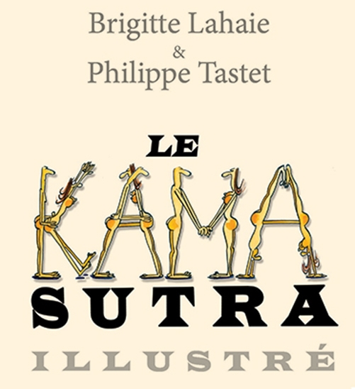 couverture kama-Sutra Illustré
