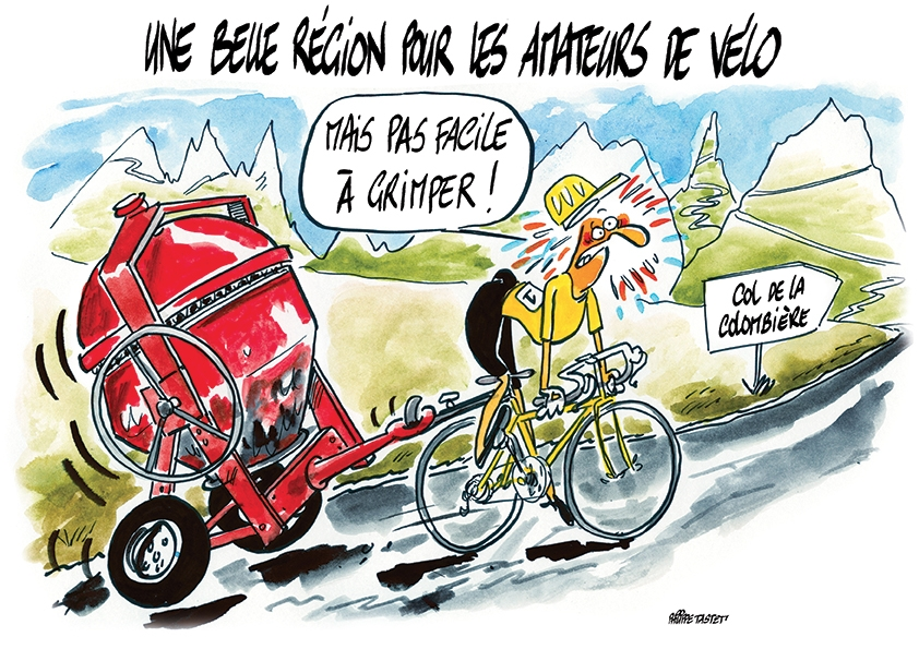 Une Belle Region Amateurs Velo