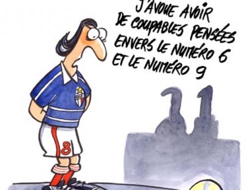 Autocritique pour l'équipe de France