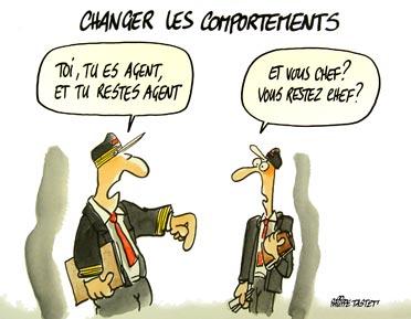SNCF : Changer les comportements