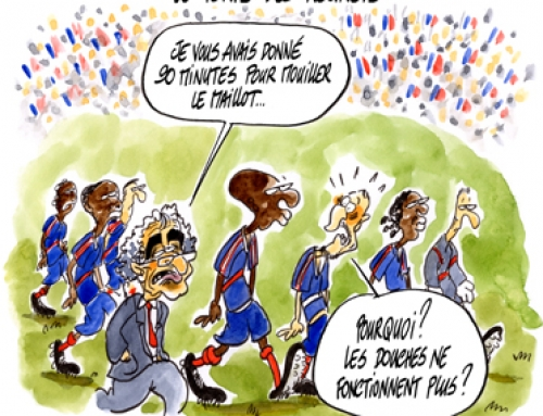 Equipe de france de football : le temps des regrets