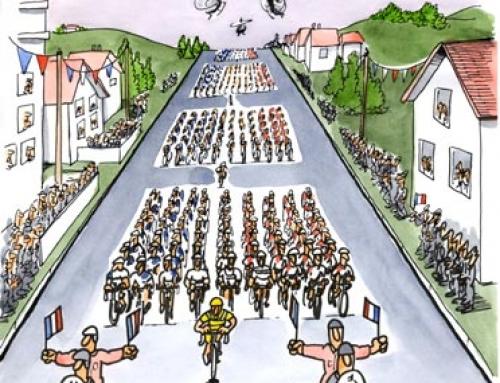 Tour de France : L'étape du 14 juillet