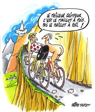 dessin : Le meilleur grimpeur