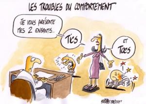 Congrès agence française de Pédiatrie Ambulatoire : Les troubles du comportement