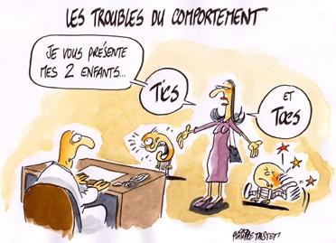 Congrè agence française de Pédiatrie Ambulatoire : Les troubles du comportement