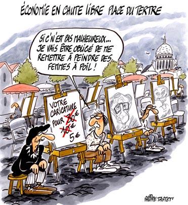 dessin : L'affaire des caricatures