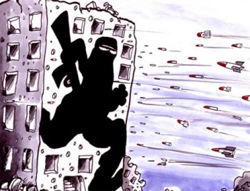 Israël contre l'armée des ombres