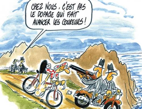 Tour de France 2013 – Bienvenue chez les Corses