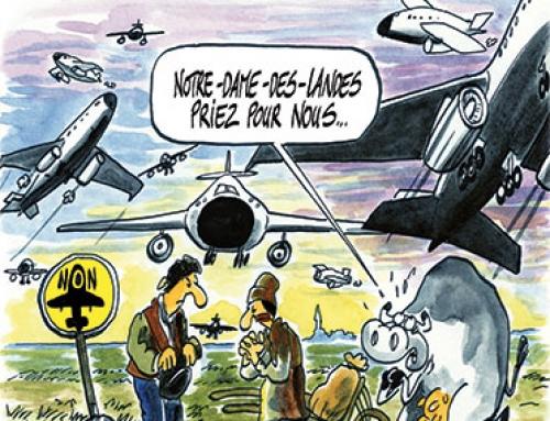 Notre-Dame-des-Landes : 1 700 hectares de terres agricoles gelées pour un aéroport