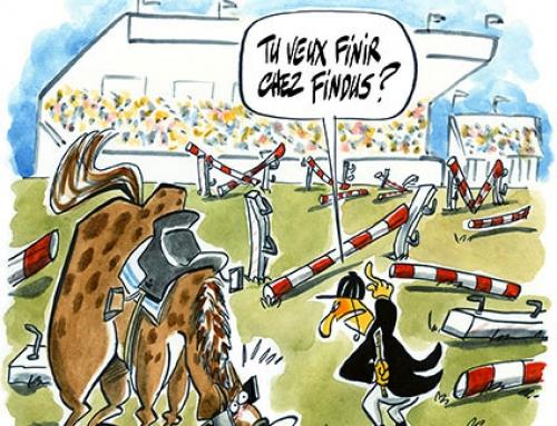 Jumping International pour préparer les Jeux Equestres Mondiaux