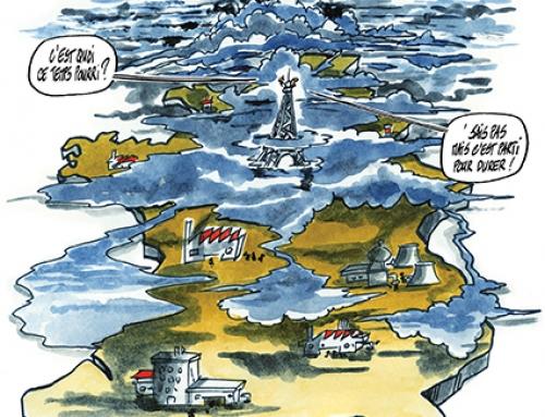 La France sous la récession