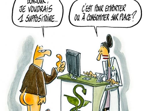 La vente des médicaments à l'unité