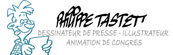 Philippe Tastet Retina Logo