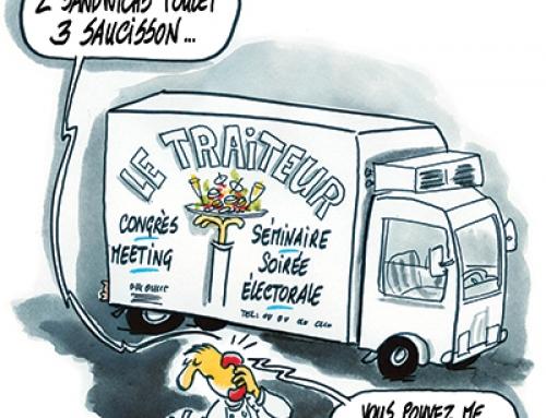 L'UMP prépare son prochain congrès d'octobre.