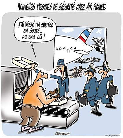 violences à Air France