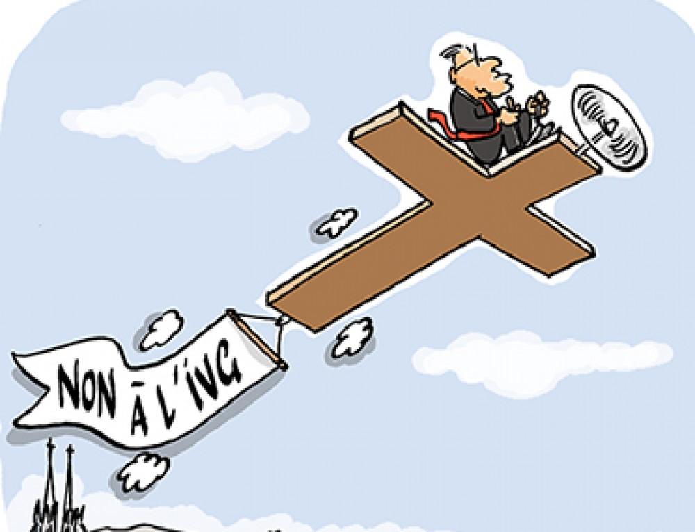 Monseigneur contre l'IVG