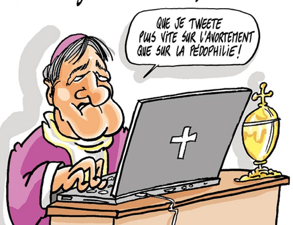 Pédophilie au sein de l'Eglise Catholique