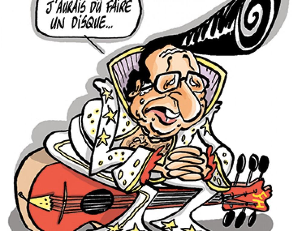 François Hollande regrette son livre