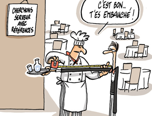 Ouverture des restaurants après COVID