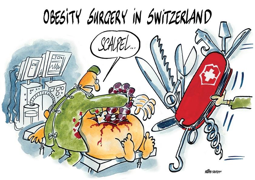 chirurgie en Suisse