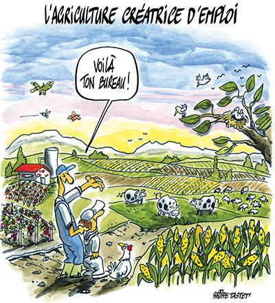 L'enseignement agricole public représente, par le nombre d'élèves, d'apprentis, d'étudiants et de stagiaires en formation continue, la deuxième communauté éducative en France.
