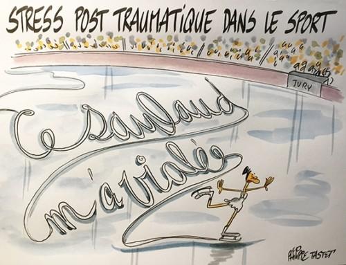 Stress Post Traumatique dans le monde du sport